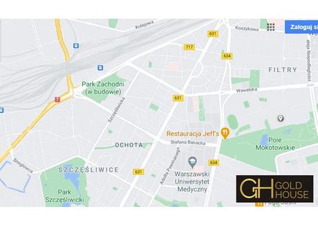 Działka na sprzedaż - Wola, Warszawa, 1600 m², 12 000 000 PLN, NET-41