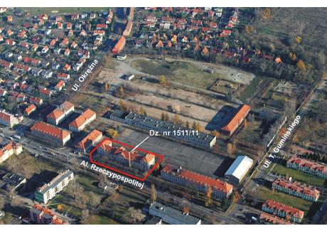 Działka na sprzedaż - Al. Rzeczypospolitej, dz. Legnica, 3468 m², 2 084 000 PLN, NET-419