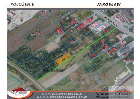 Działka na sprzedaż - 3 Maja Jarosław, Jarosławski, 2320 m², 301 600 PLN, NET-1024/2609/OGS
