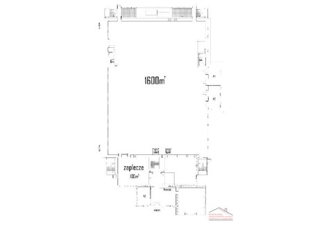 Lokal usługowy do wynajęcia - Tychy, 1700 m², 59 500 PLN, NET-241