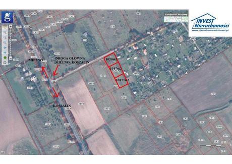 Działka na sprzedaż - Mielno, Koszalin, 1020 m², 90 000 PLN, NET-1903958