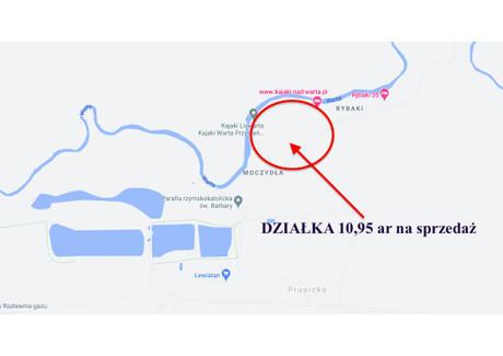 Działka na sprzedaż - Prusicko, Nowa Brzeźnica, Pajęczański, 1095 m², 133 000 PLN, NET-5463