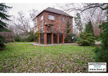 Dom na sprzedaż - 1 Maja Kąty Wrocławskie, Kąty Wrocławskie (gm.), Wrocławski (pow.), 264,34 m², 1 137 520 PLN, NET-DS0239