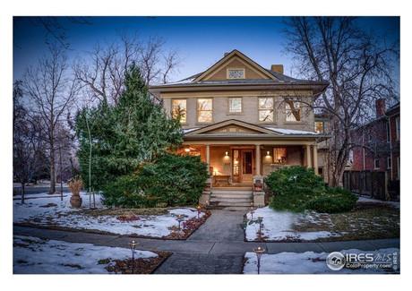 Dom na sprzedaż - 330 Bross St Longmont, Usa, 477 m², 1 118 000 USD (4 237 220 PLN), NET-57700996