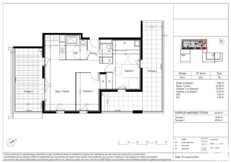 Mieszkanie na sprzedaż - Marseille, Francja, 64 m², 270 784 Euro (1 148 124 PLN), NET-62015131