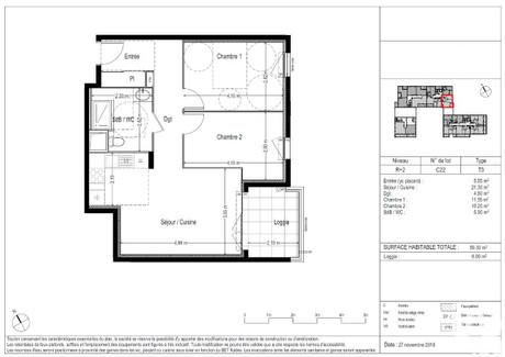 Mieszkanie na sprzedaż - Marseille, Francja, 59 m², 210 121 Euro (890 913 PLN), NET-62015132