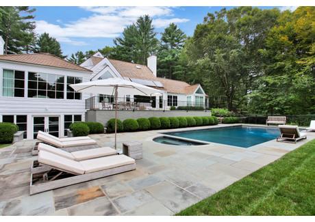 Dom na sprzedaż - 1 Partridge Hollow Road Greenwich, CT Greenwich, Usa, 680,67 m², 3 950 000 USD (15 444 500 PLN), NET-61778426