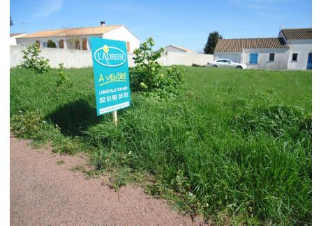 Działka na sprzedaż - Longeville Sur Mer, Francja, 570 m², 79 900 Euro (341 972 PLN), NET-48693192